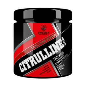 Citrulline malat- swedish supplements