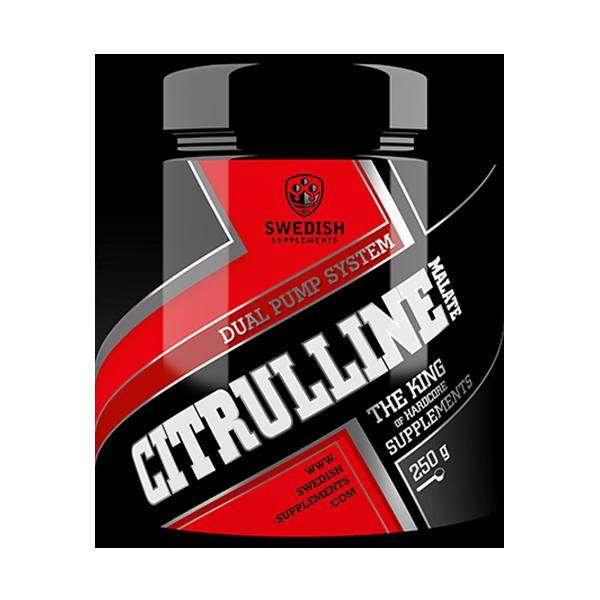 Citrulline malat- swedish supplements
