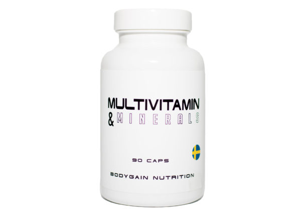 Multivitaminer & Mineraler
